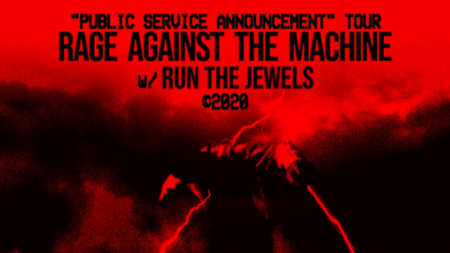 Rage Against The Machine reschedules tour to Spring 2022