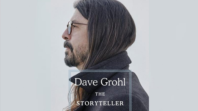 The Storyteller: Dave Grohl Pens First Book