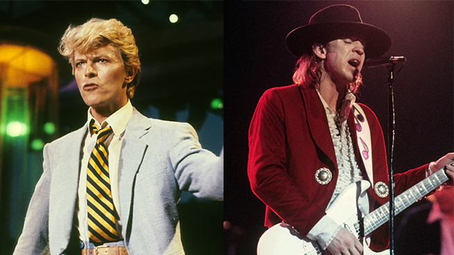 Isolated Version of 'Let's Dance' Puts David Bowie's and Stevie Ray Vaughan's Genius on Display
