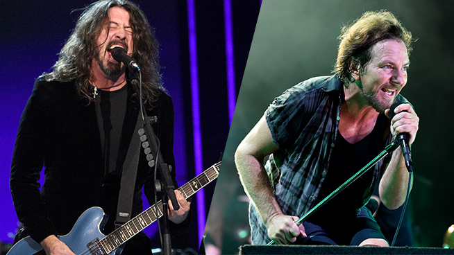 Foo Fighters, Eddie Vedder Join 'Vax Live' Concert