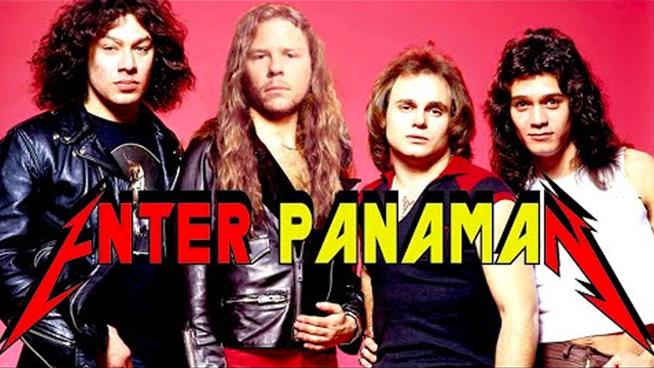 """""""Enter Panaman"""" Mashup Rocks"""