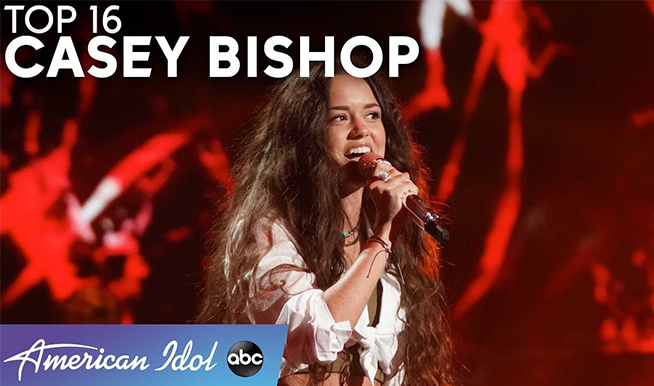 15 Year-Old Absolutely Nails 'Black Hole Sun' Cover on American Idol