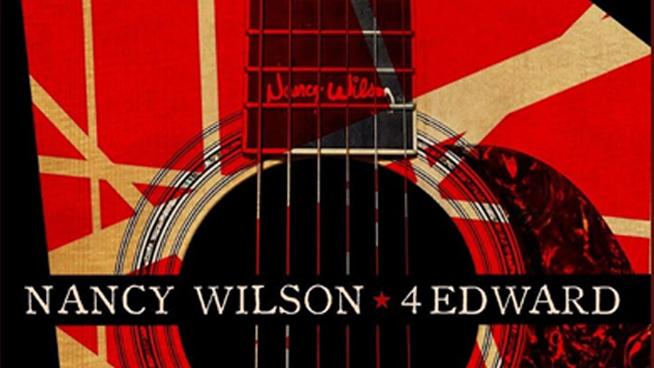 """Nancy Wilson Shares Eddie Van Halen Tribute """"4 Edward"""""""