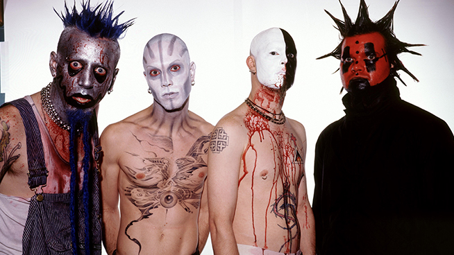 Mudvayne Return After 12-Year Hiatus, Announced to play Aftershock Festival