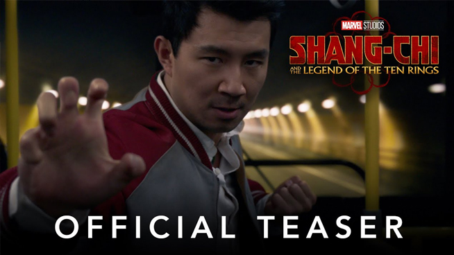 "Filmed in San Francisco, Marvel releases ""Shang-Chi and the Legend of the Ten Rings"" trailer"