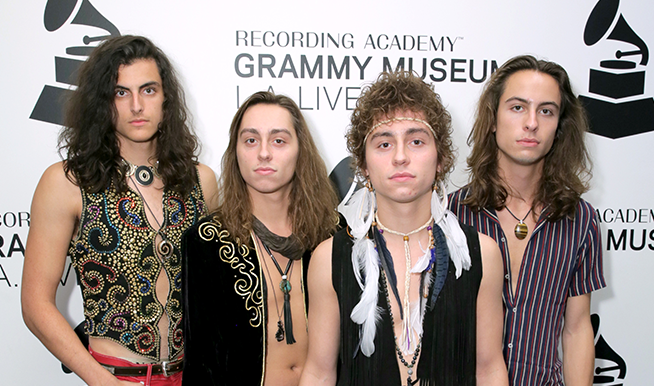 Meerkats, Feminism, and Smoking with the Dalai Lama: Greta Van Fleet Answers the Internet's Most Burning Questions