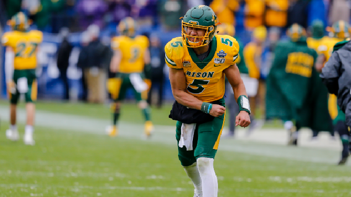 49ers draft Trey Lance with third overall pick