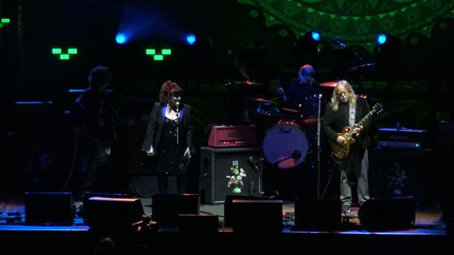 Ann Wilson Joins Gov't Mule For Zeppelin, Petty Covers