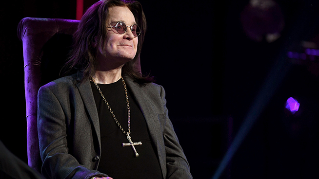 Guess Who Ozzy Osbourne Considers a 'Rock God'