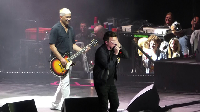 That Time the Foo Fighters Live Rickrolled an Entire Stadium