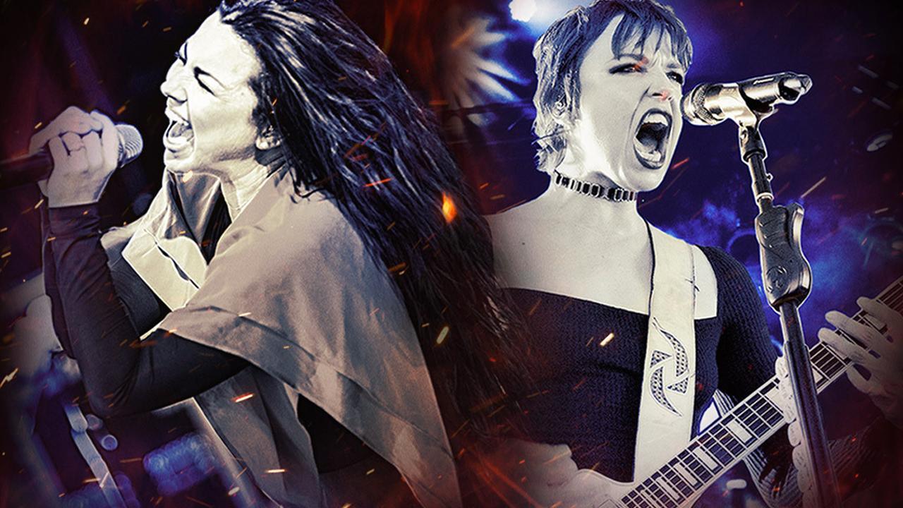 November 9: Evanescence + Halestorm