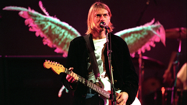 Still Some Questions Surrounding Kurt Cobain's Death