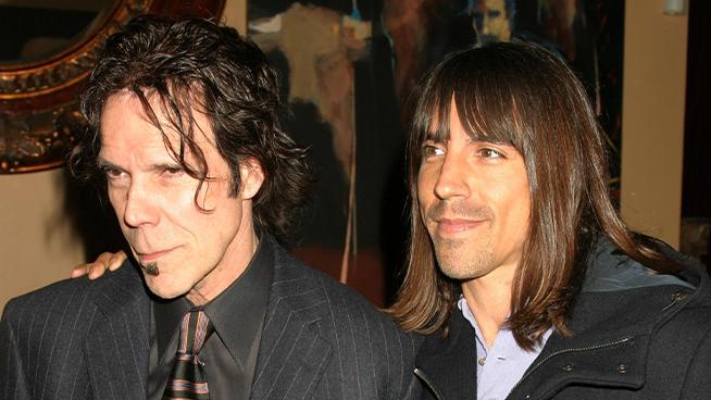 Anthony Kiedis' Father, Blackie Dammett, Passes Away at 81
