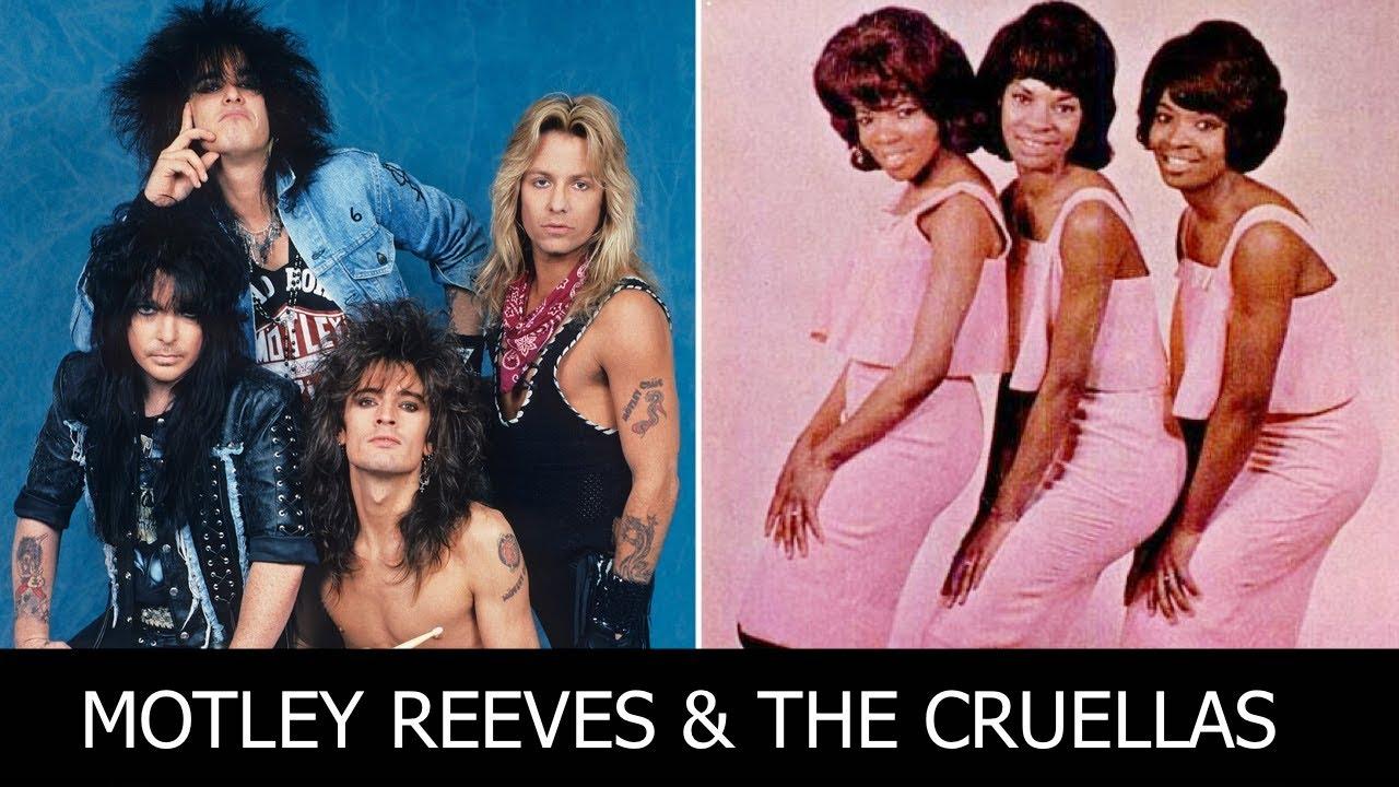When Motown goes Heavy Metal: 'Ten Seconds to Run' Mötley Crüe Mashup