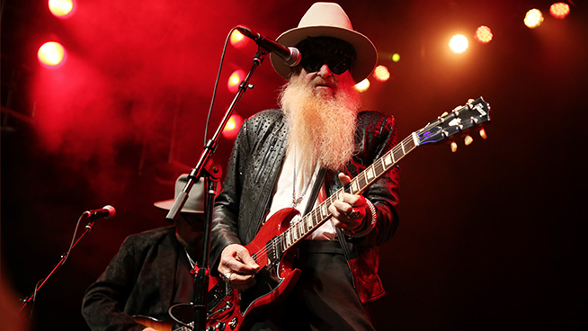 Billy Gibbons Says He's Expecting to Work on New ZZ Top Music Soon