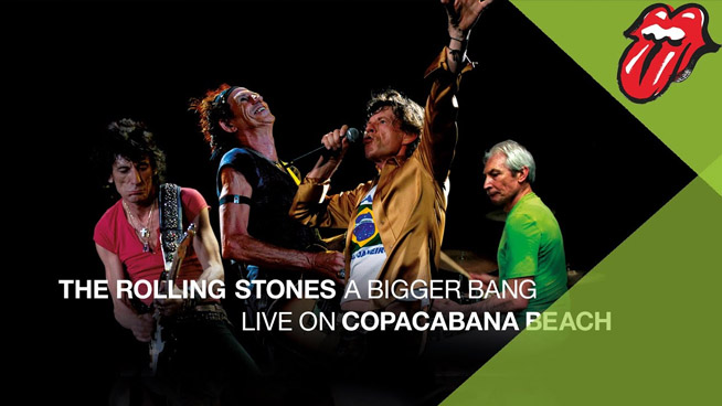 Stones Preview New Live Release