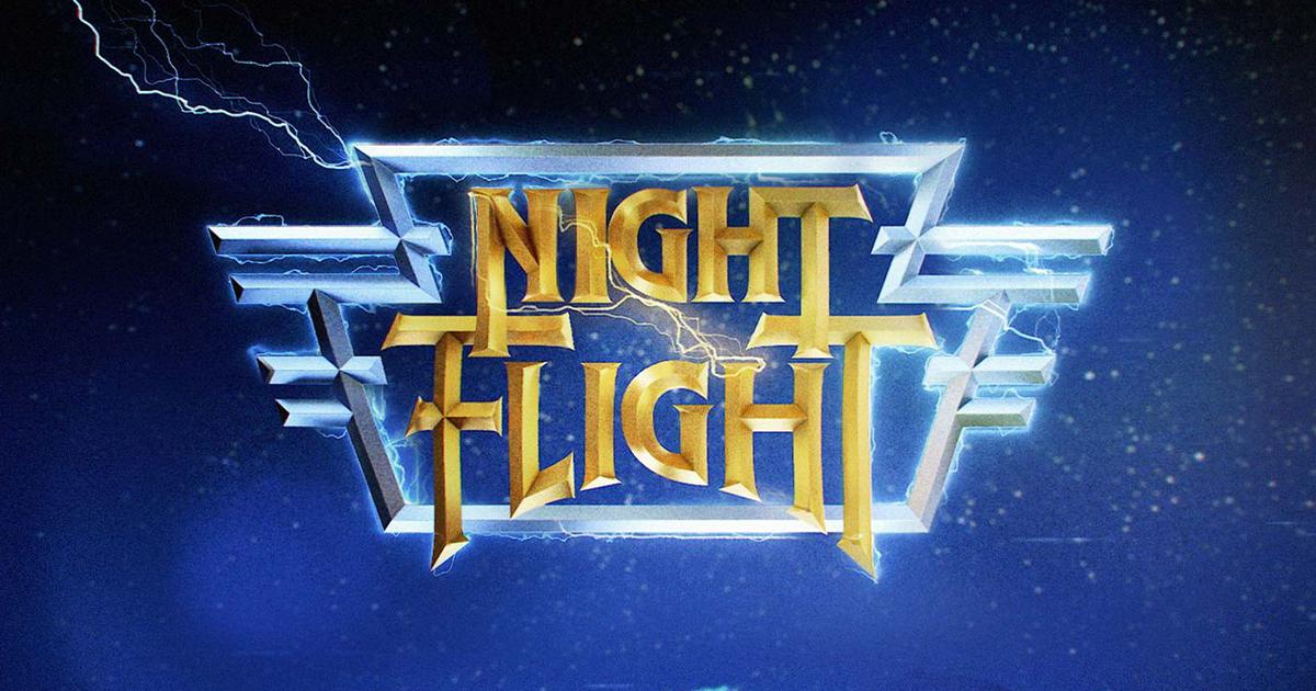 Watch Soundwaves TV #90 – Night Flight Fever