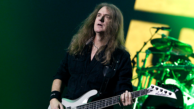 Megadeth Fires Bassist David Ellefson Over Allegations of Sexual Misconduct