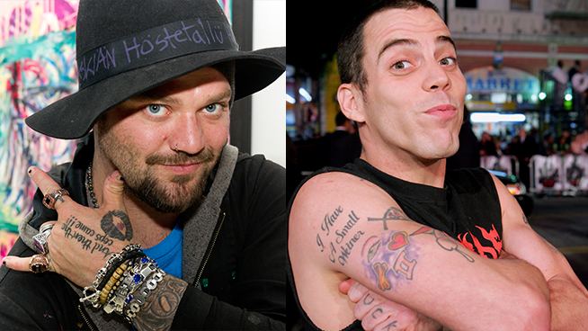 """Bam Margera Rips """"Jackass"""" Crew, Steve-O Speaks Up And Defends Them"""