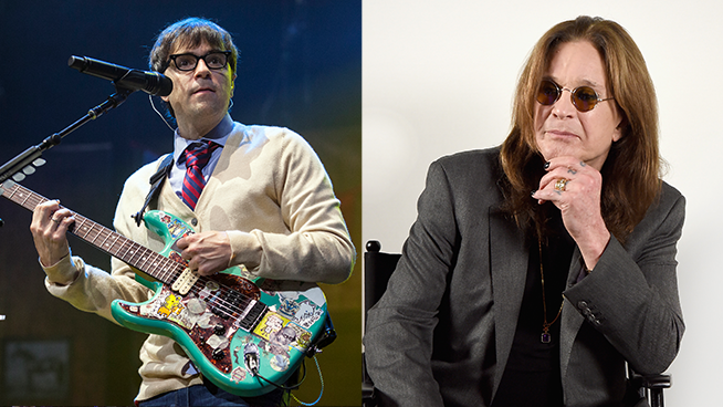 How Weezer's Song About a Cross-Dressing Prostitute Almost Became an Ozzy Classic