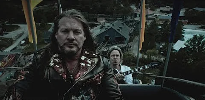 """New Fozzy Video Filmed on """"The Beast"""" Wooden Rollercoaster"""