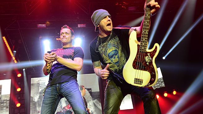 3 Doors Down Announce Anniversary Tour