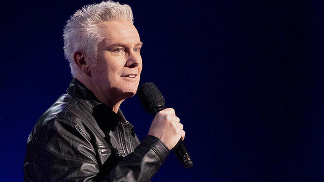 You Could Win Tickets To See Brian Regan