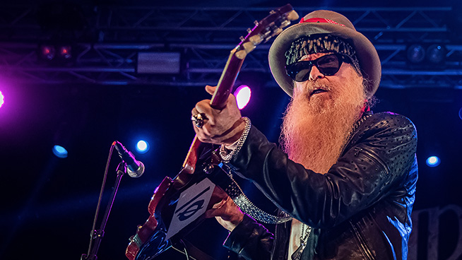 """Billy Gibbons Releases """"Hardware"""""""