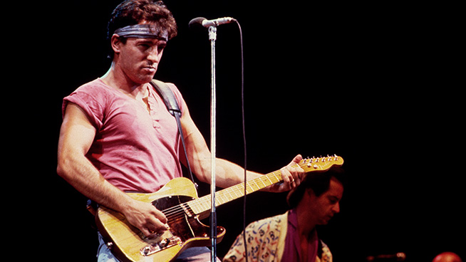 """New Documentary Dives Into Springsteen's """"Born In The USA"""""""
