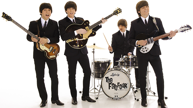 August 20: The Fab Four