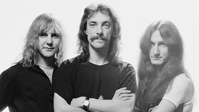 Geddy Lee and Neil Peart of Rush Voted as the Greatest Rhythm Section Ever