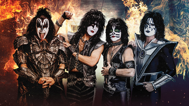KISS 'End Of The Road' Tour To Resume In August