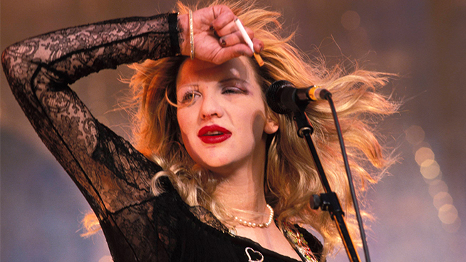 Courtney Love Lashes Out At Dave Grohl, Trent Reznor