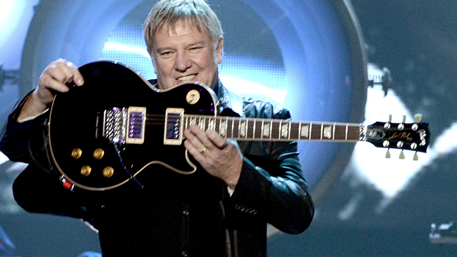 Alex Lifeson Shares Two Solo Songs