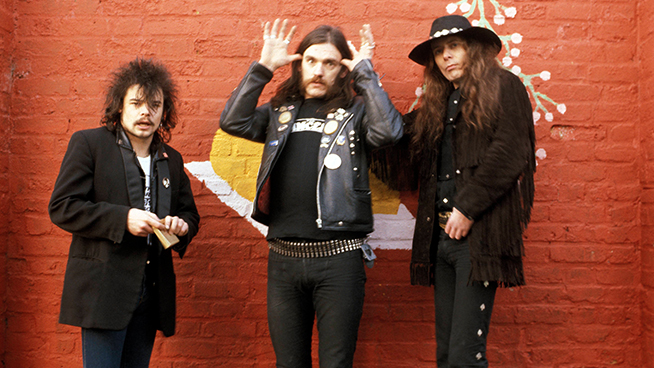 The History of Motörhead Becoming a Graphic Novel