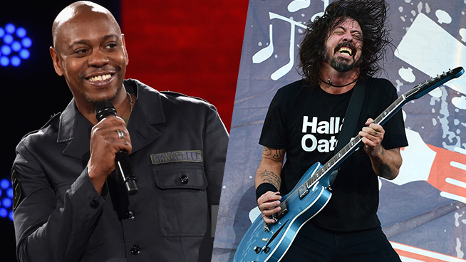 Return To Rockin': The Inside Scoop At Foo Fighters' Huge NYC Show
