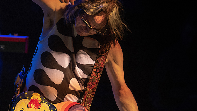 You Could Win Tickets To Todd Rundgren