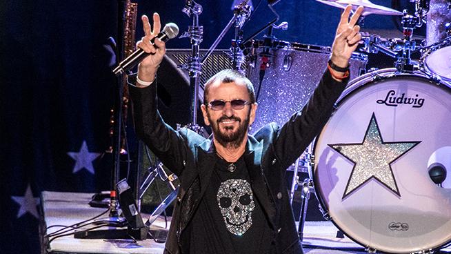 Ringo Starr Drops Lawsuit Against Sex Toy Maker