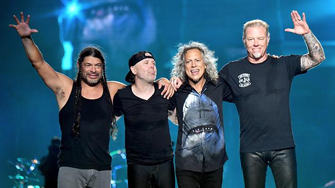 Metallica Shares Newly Mixed Version of Enter Sandman