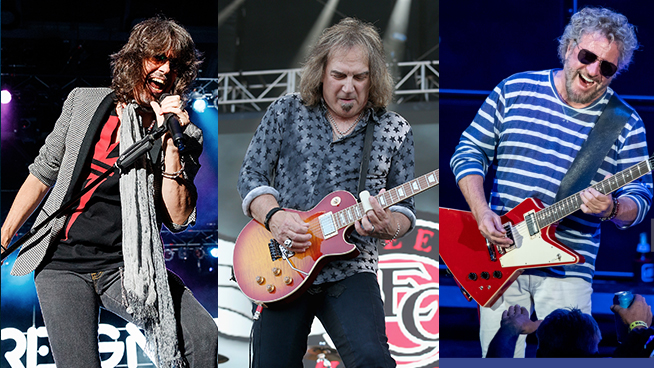 Foreigner, REO Speedwagon, Sammy Hagar Tapped For CNN's 'The Fourth In America'