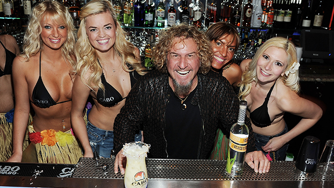 Sammy Hagar Expands Alcohol Empire with Premixed Cocktails