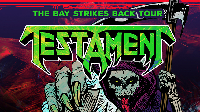 Try to Win Tickets to Testament