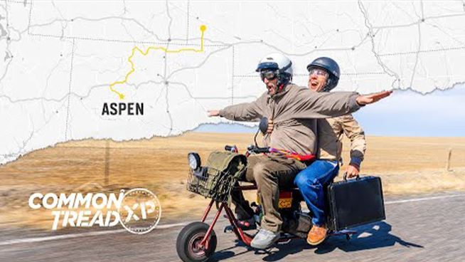 Two Dumb Guys Recreate the Dumb and Dumber Trip to Aspen