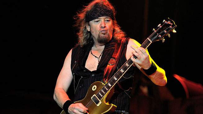 Adrian Smith Was Almost in Def Leppard