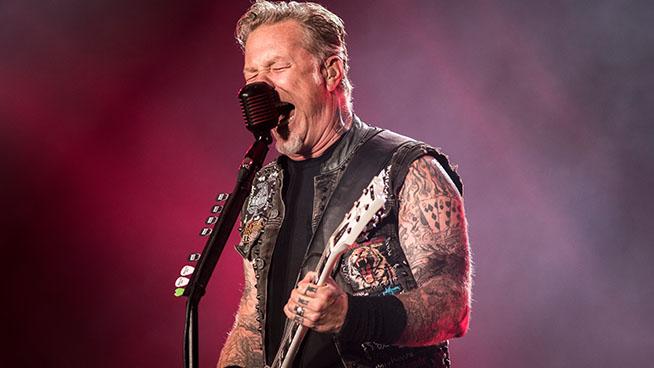 """Holier Than Thou"": Metallica Share Another 'Black Album' Rarity"