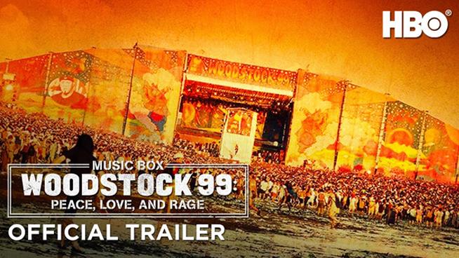 Trailer Released for Woodstock '99 Documentary