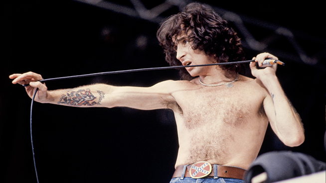 Family Of Late AC/DC Singer Bon Scott To Launch First Official Website