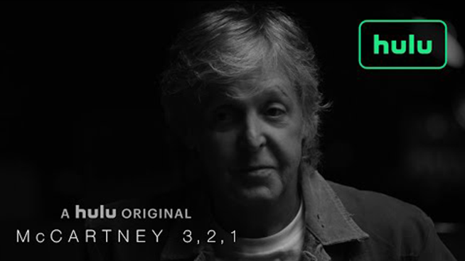 New Trailer Drops for Beatle's Documentary 'McCartney 3, 2, 1'