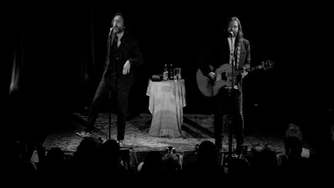 Black Crowes Releasing Concert Film Of 2020 Reunion