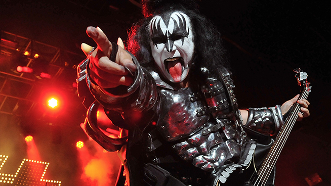 Gene Simmons Continues to Complain about Former Bandmates